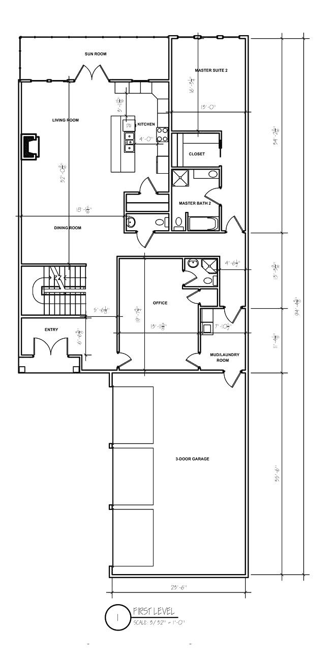 what is a mother in law floor plan
