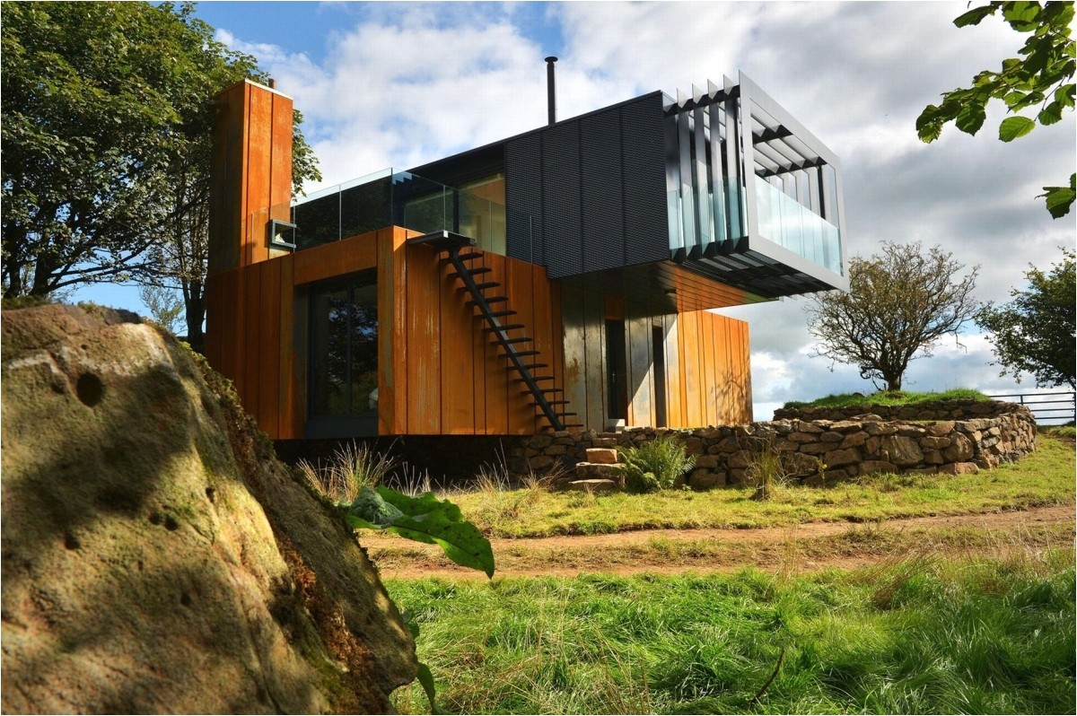 shipping container homes designs