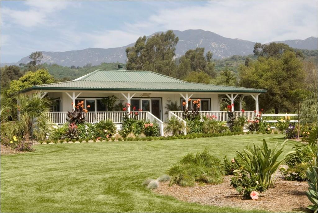 hawaiian plantation house plans