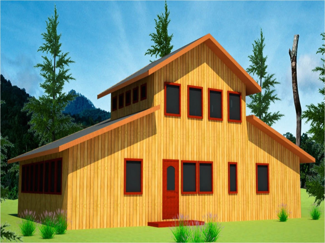c30ffa225127d479 ranch styles pole barn home home barn style house plans