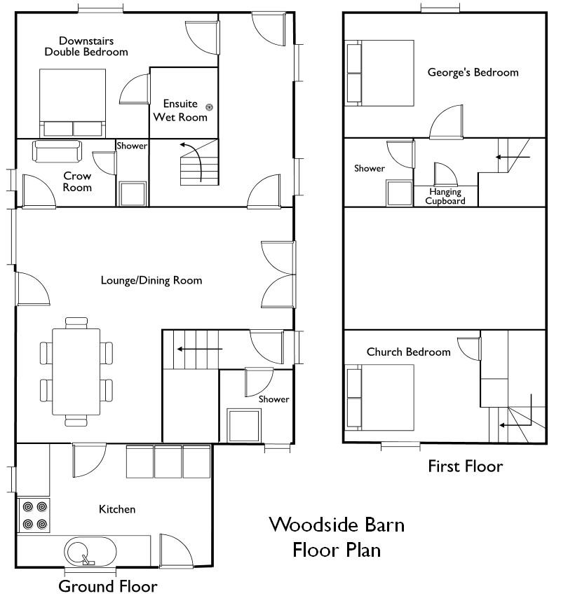 floor plans for a pole barn home