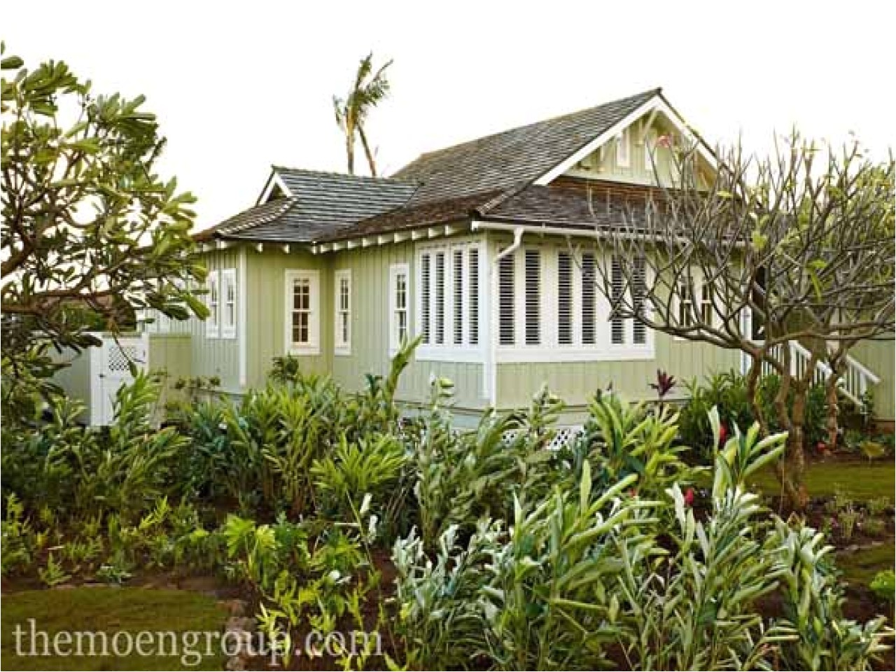 hawaiian style homes floor plans