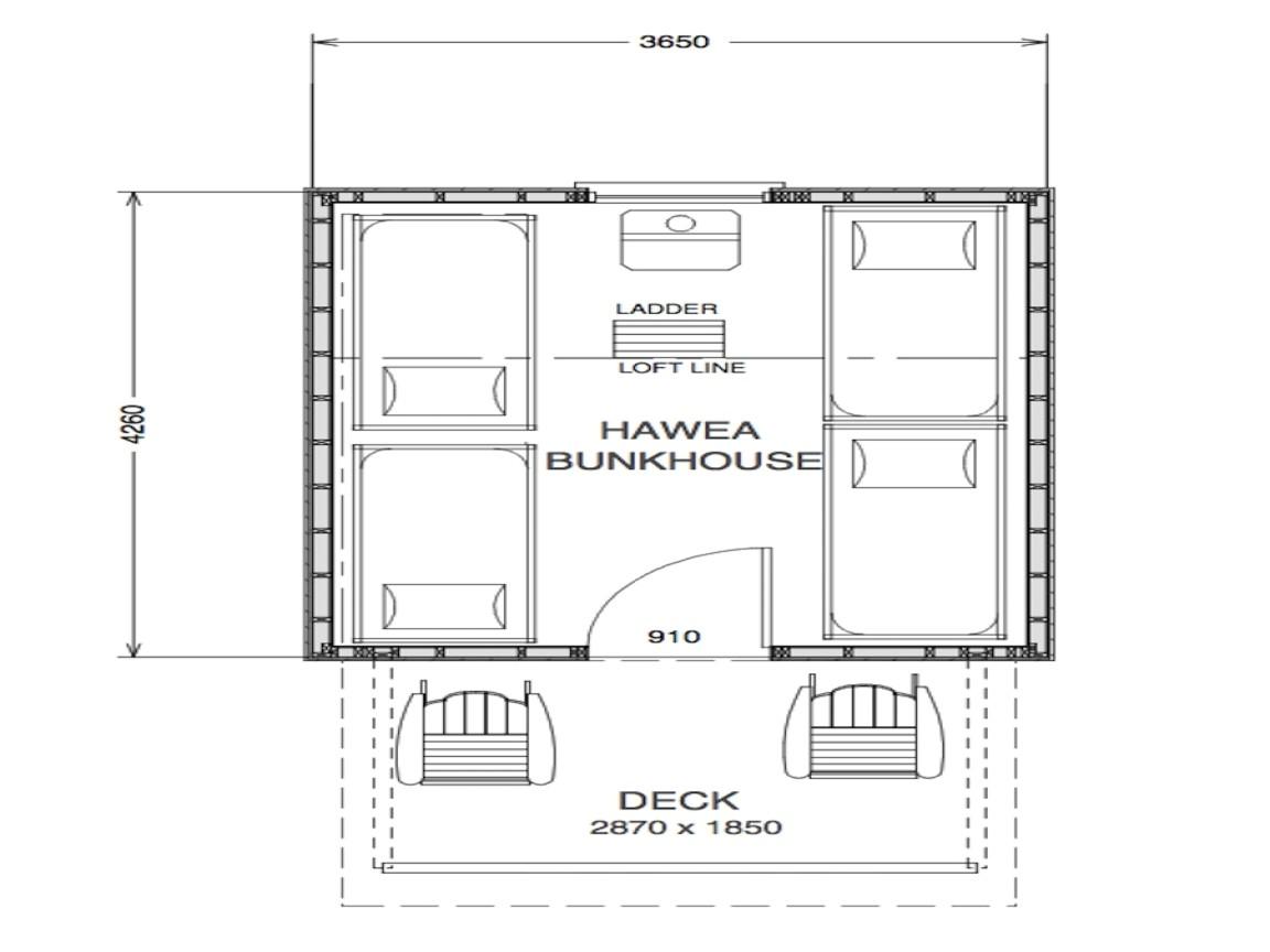 12 x 24 cottage plans