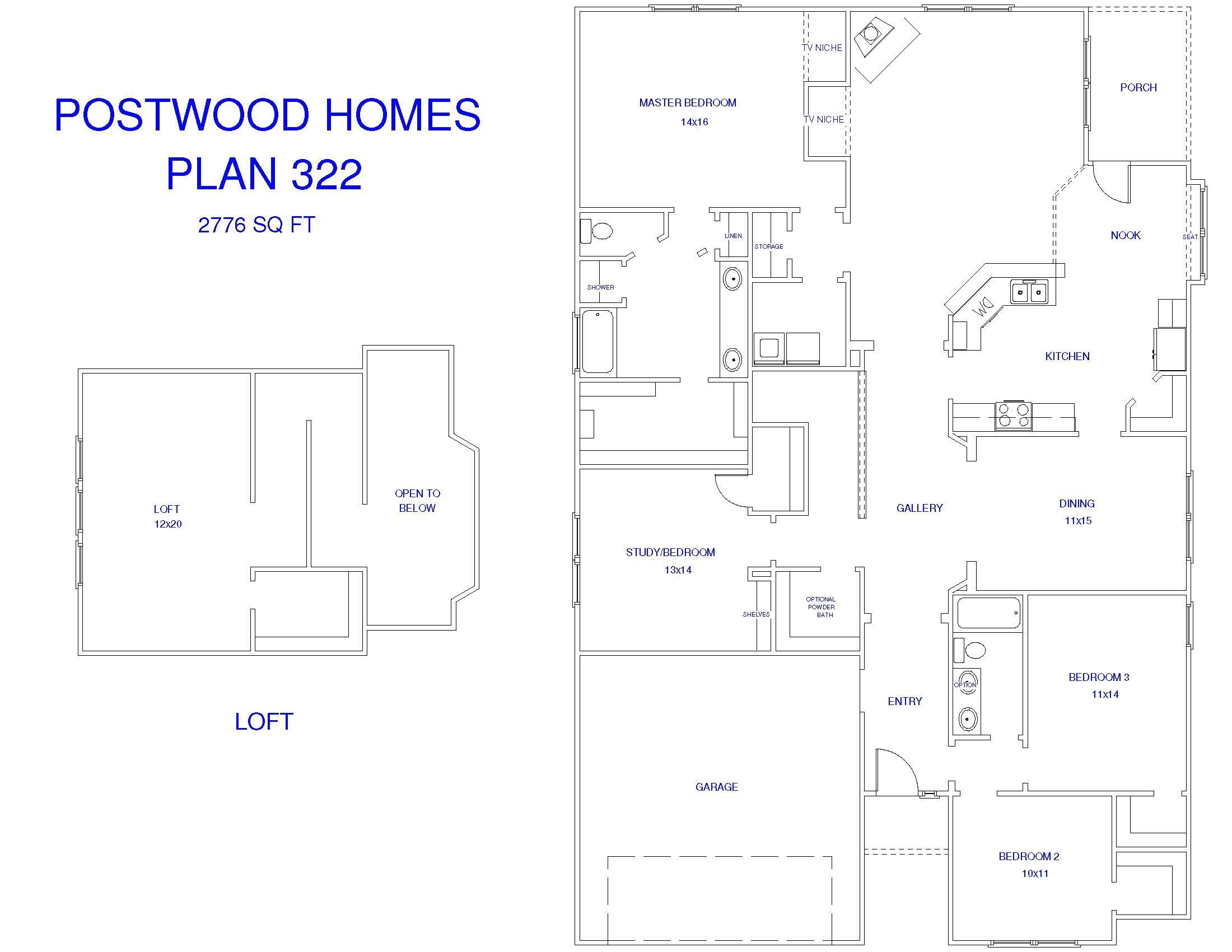 postwood homes