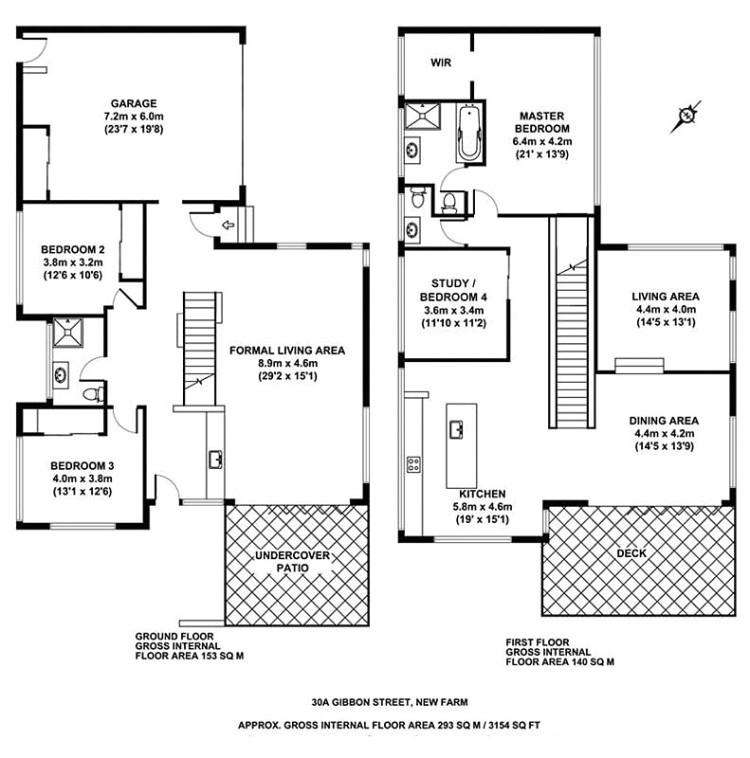 contemporary concrete house plans