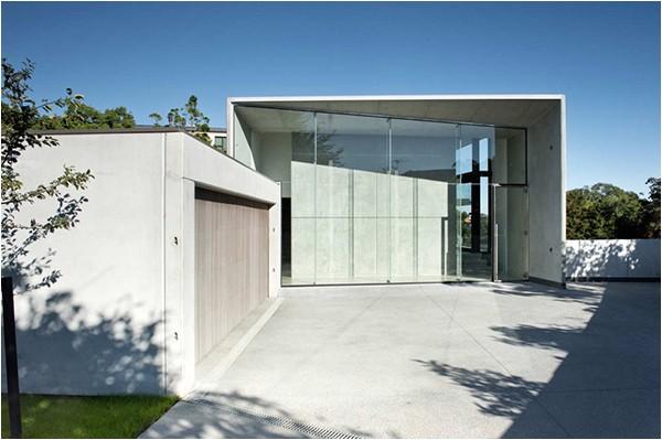 precast concrete walls house in new zealand