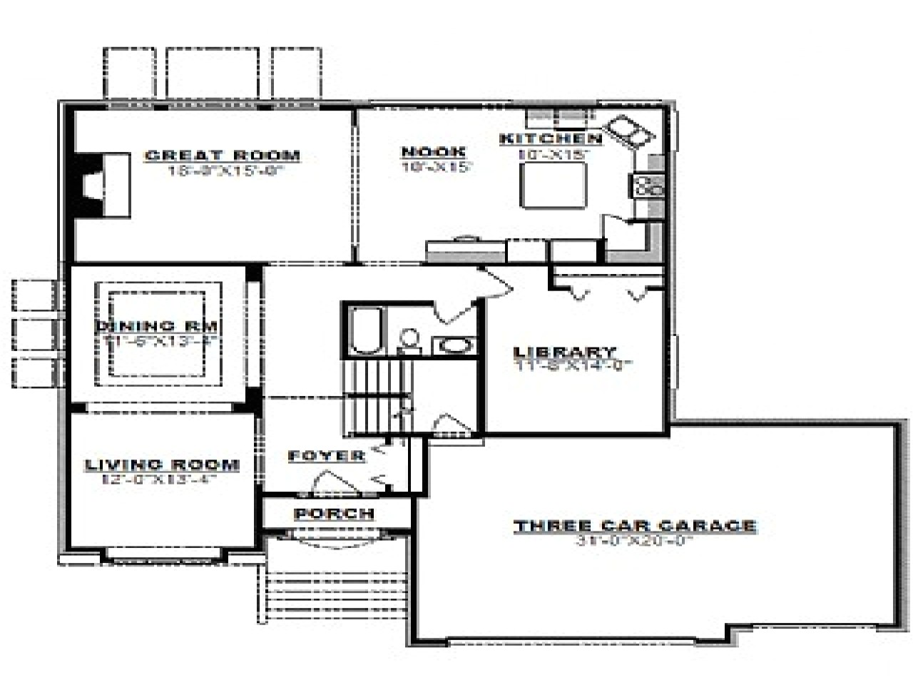 edc8a27974f963b1 quad plex apartment designs quad level home plans and design