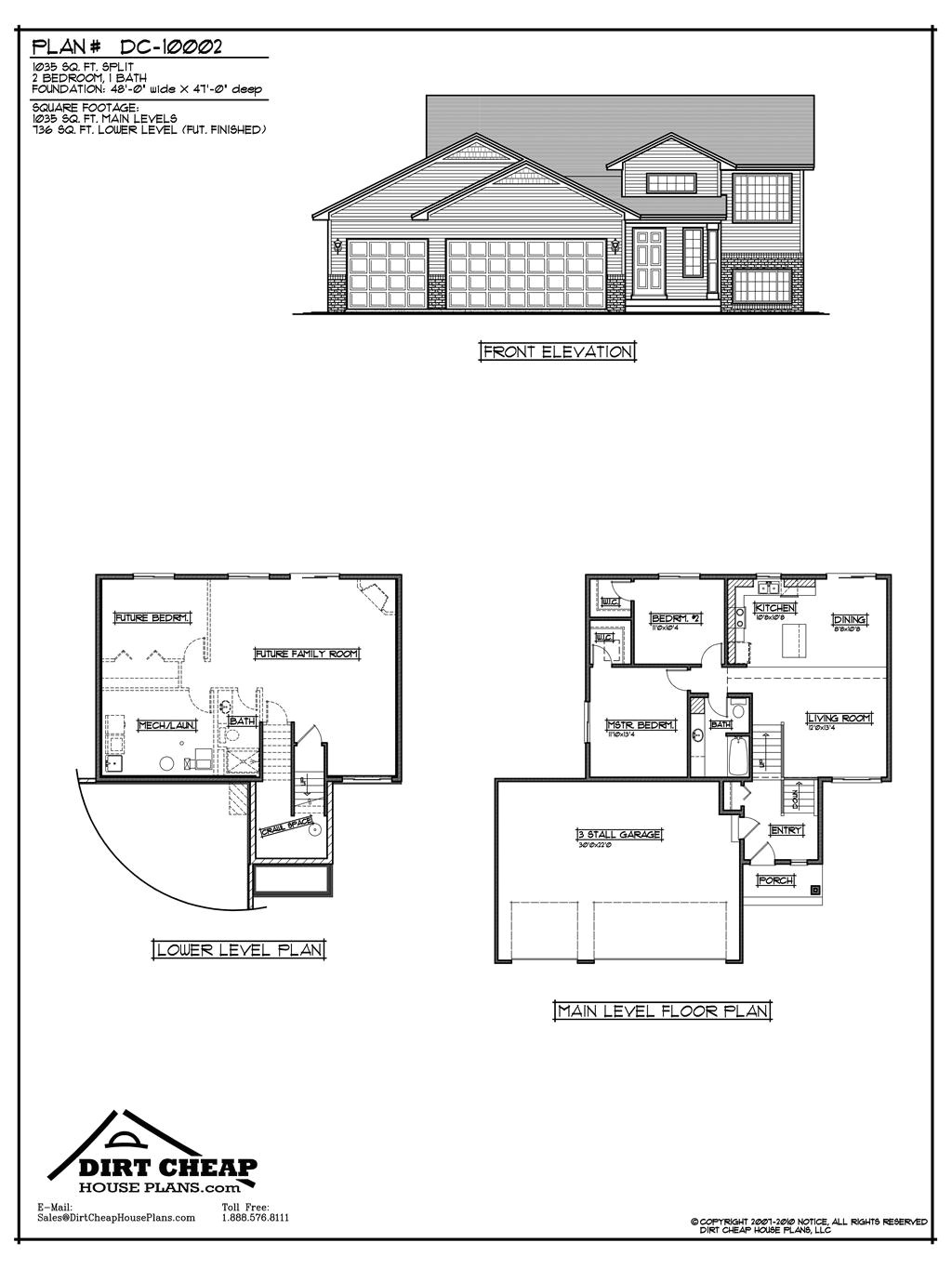 affordable quality homes house plans