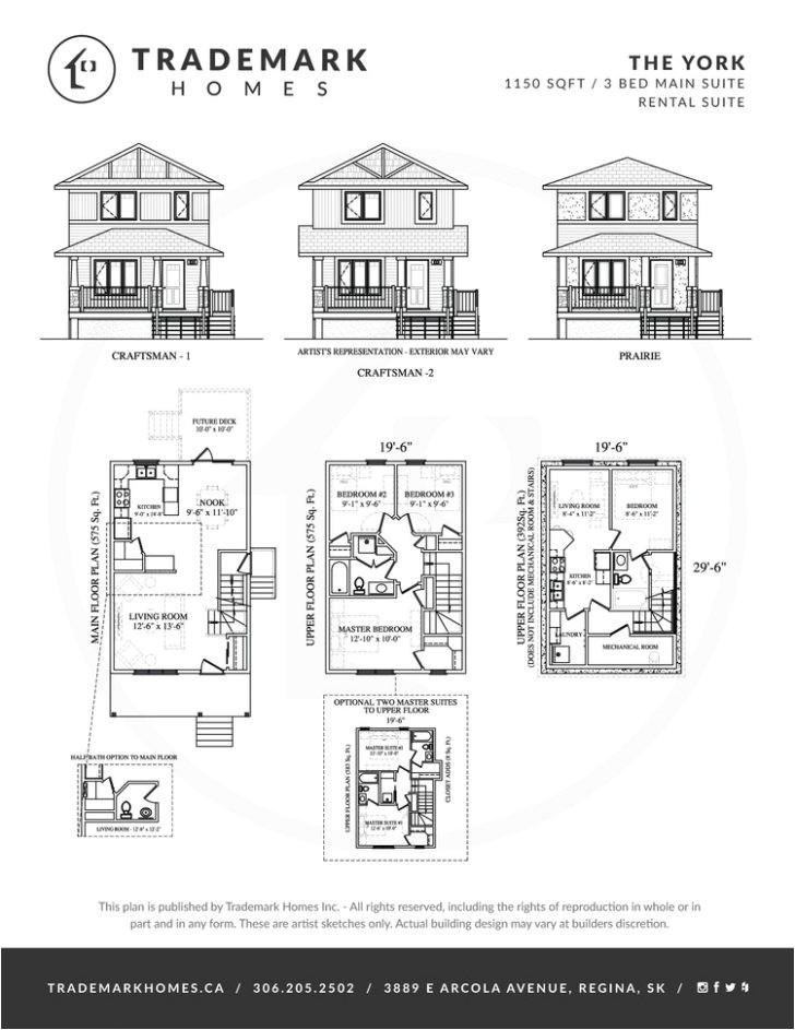trademark quality homes floor plans
