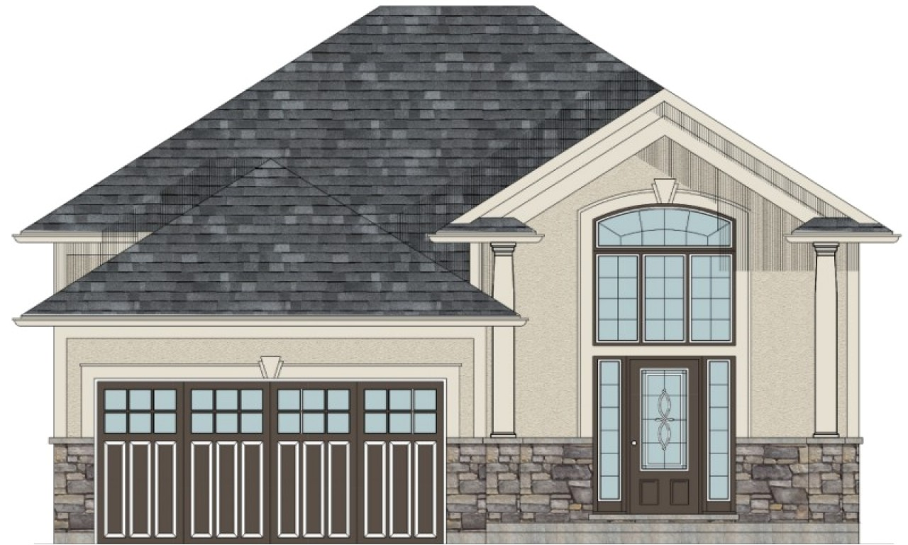 6803fc7f11c05542 bungalow house plans with attached garage bungalow house plans with garage