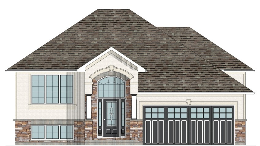 house plans canada raised bungalow