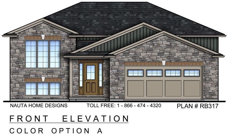 raised bungalow house plans