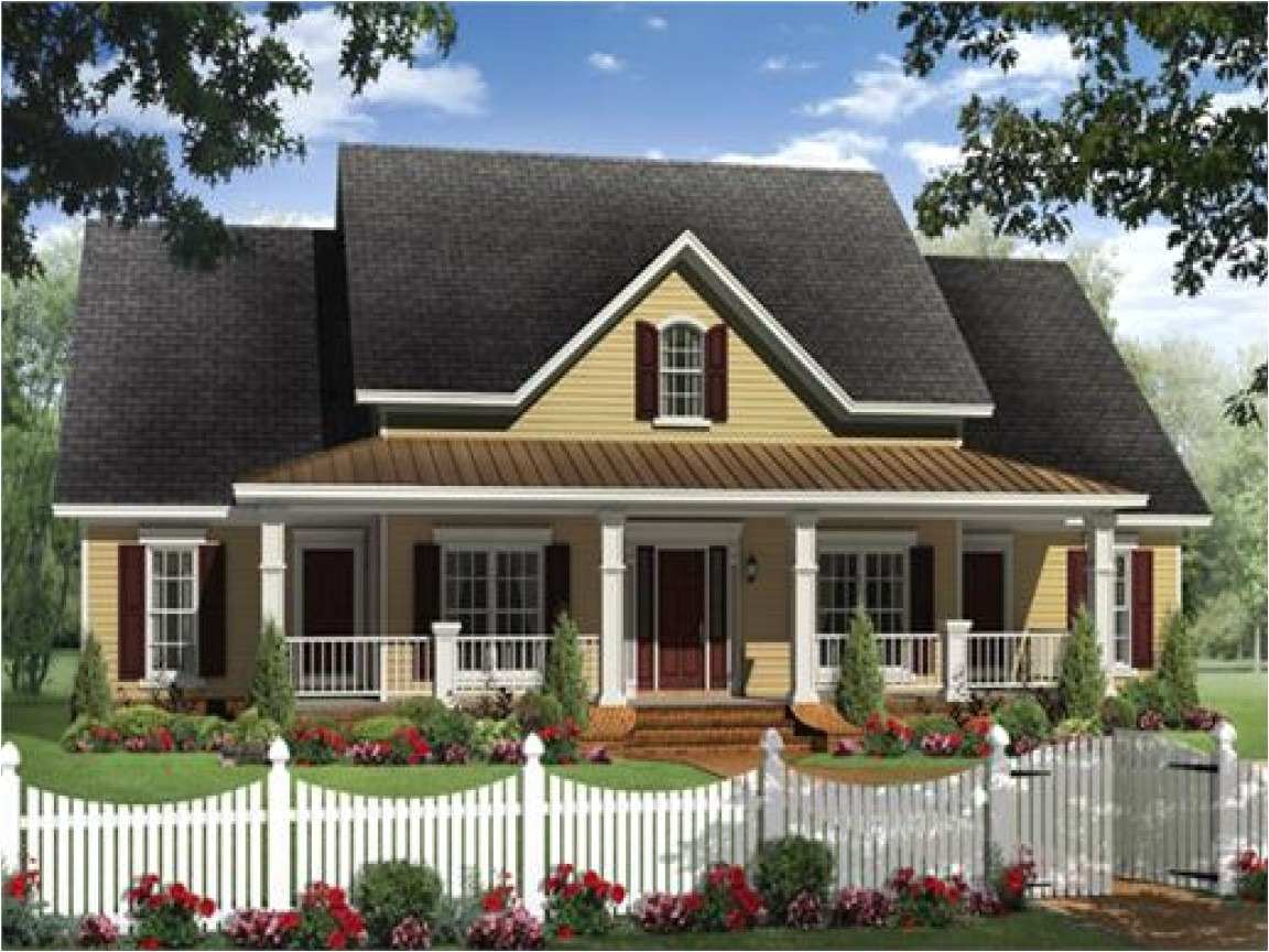 texas ranch house plans with porches