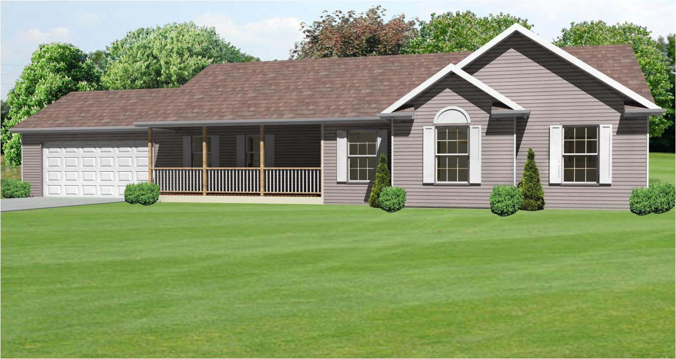 Ranch Home Plans with Porches Ranch Style House Plans with Porch Cottage House Plans