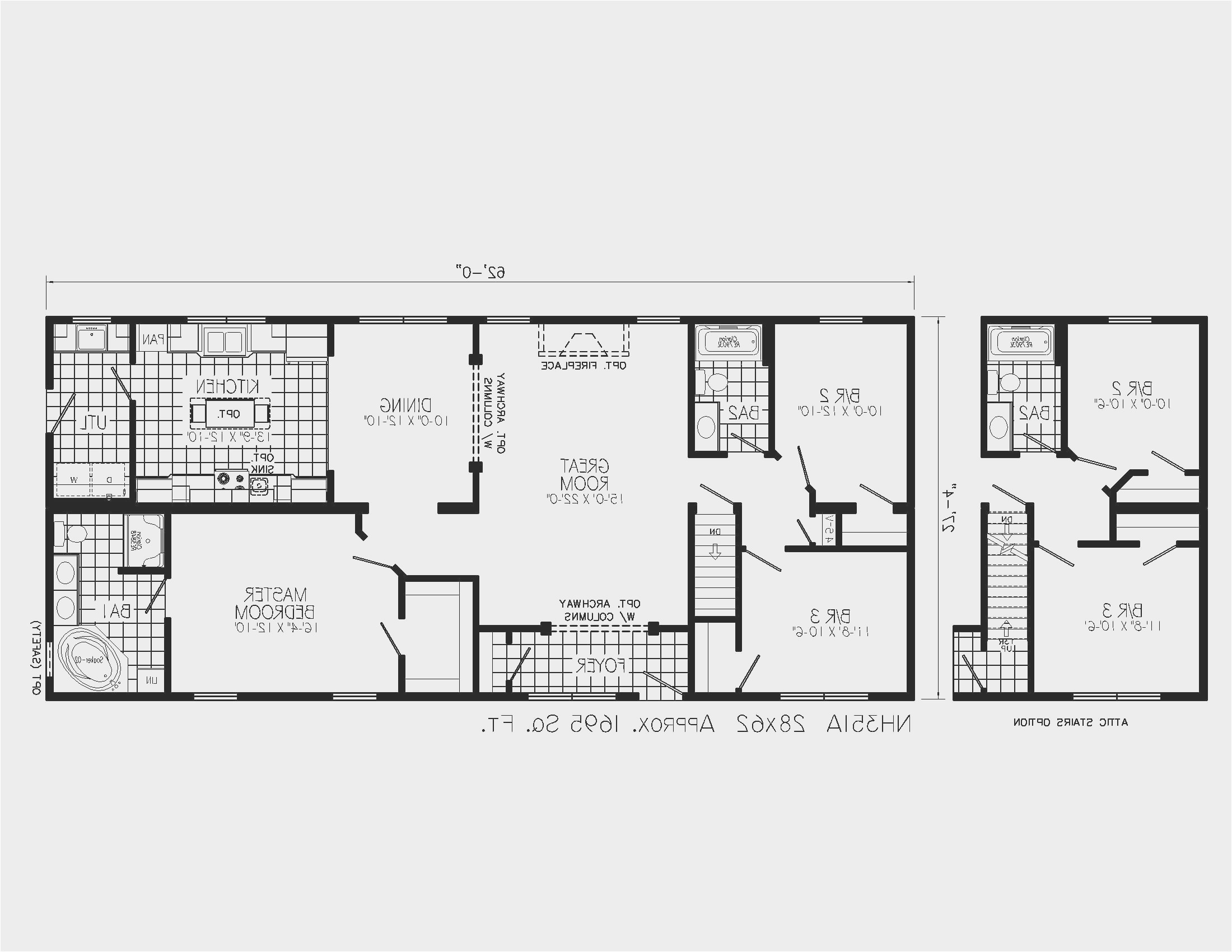 Ranch Home Remodel Floor Plans top 28 4 Bedroom Ranch Style House Plans House Plan