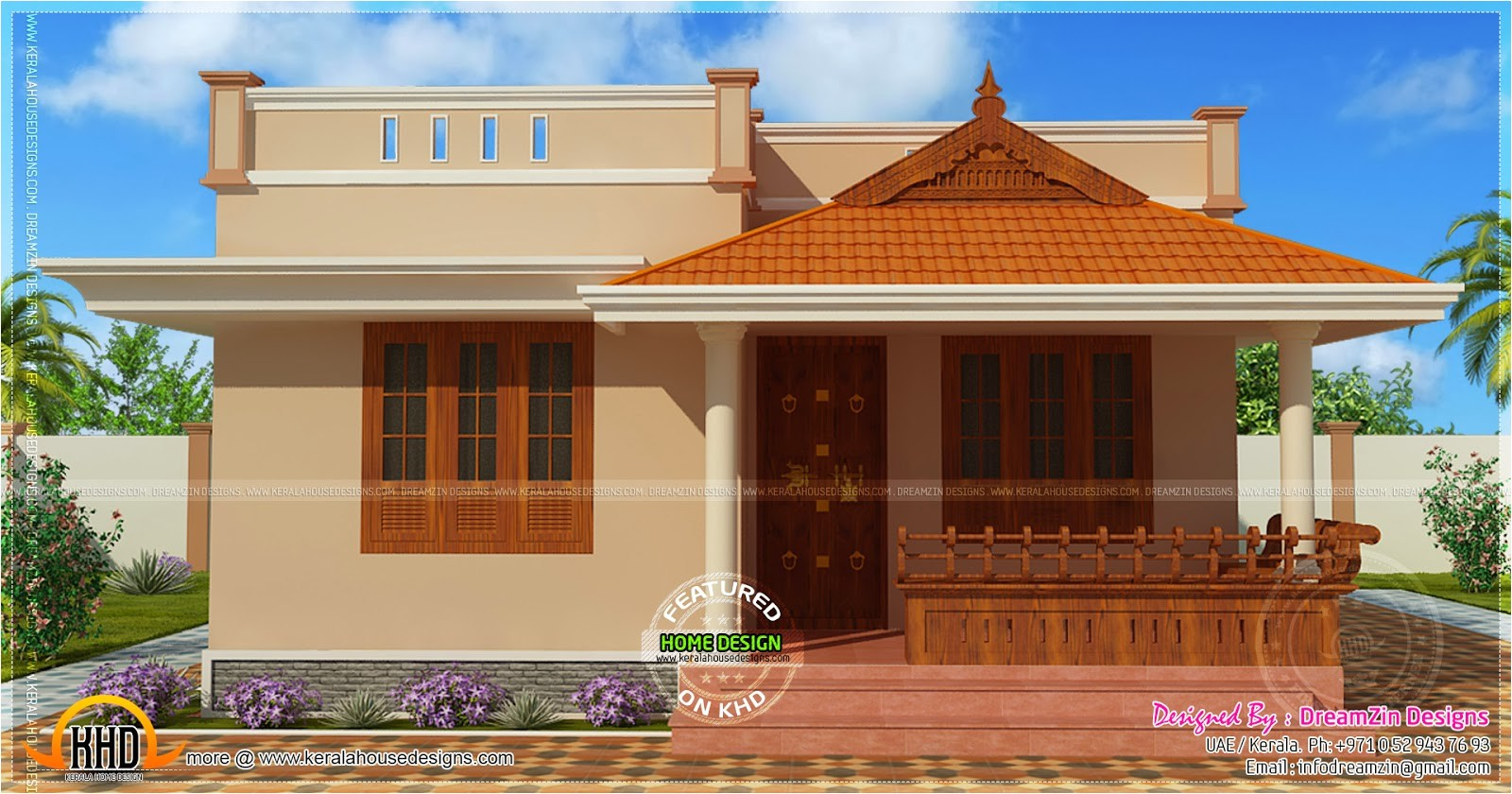 small house images in kerala