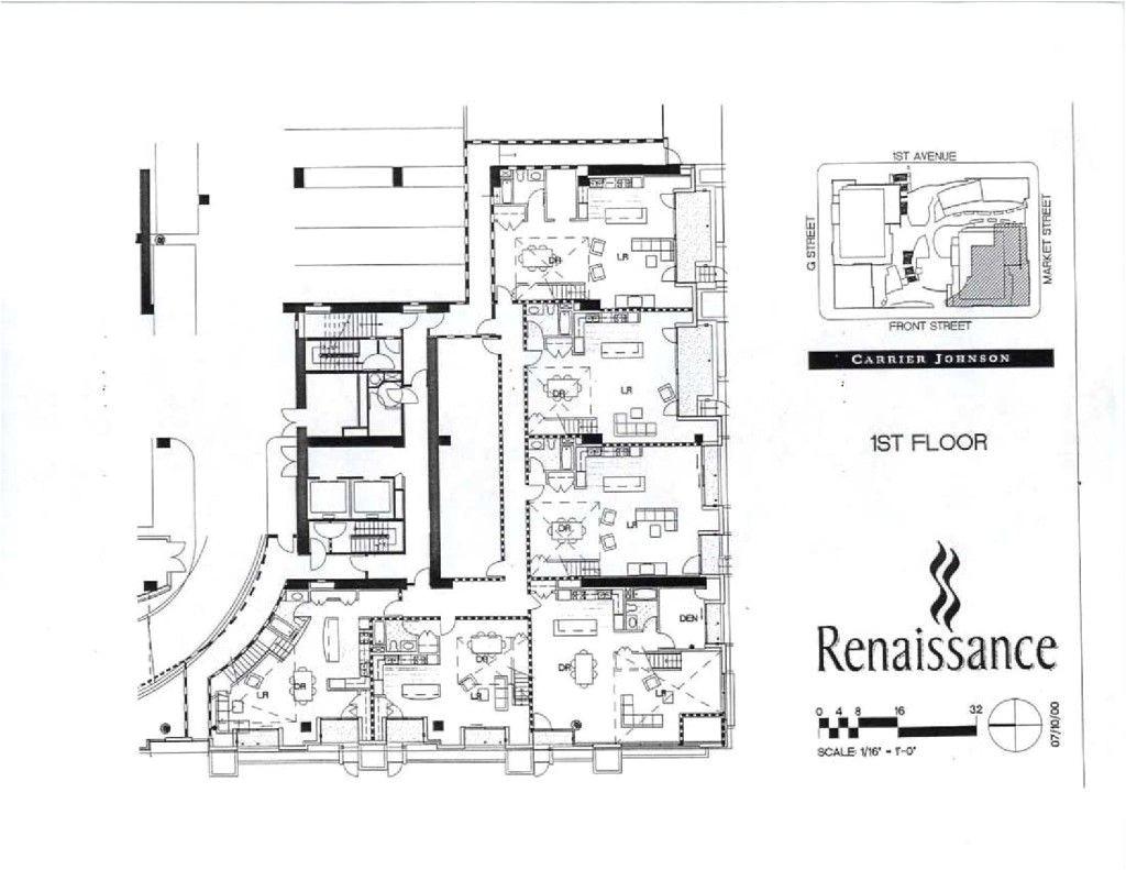 floor plans the renaissance san diego