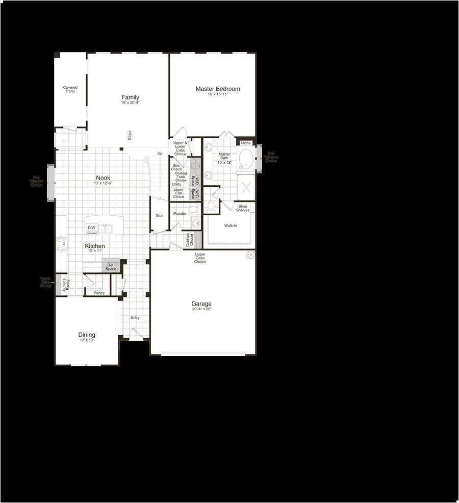 Rendition Homes Floor Plans Floor Plan Details Rendition Homes