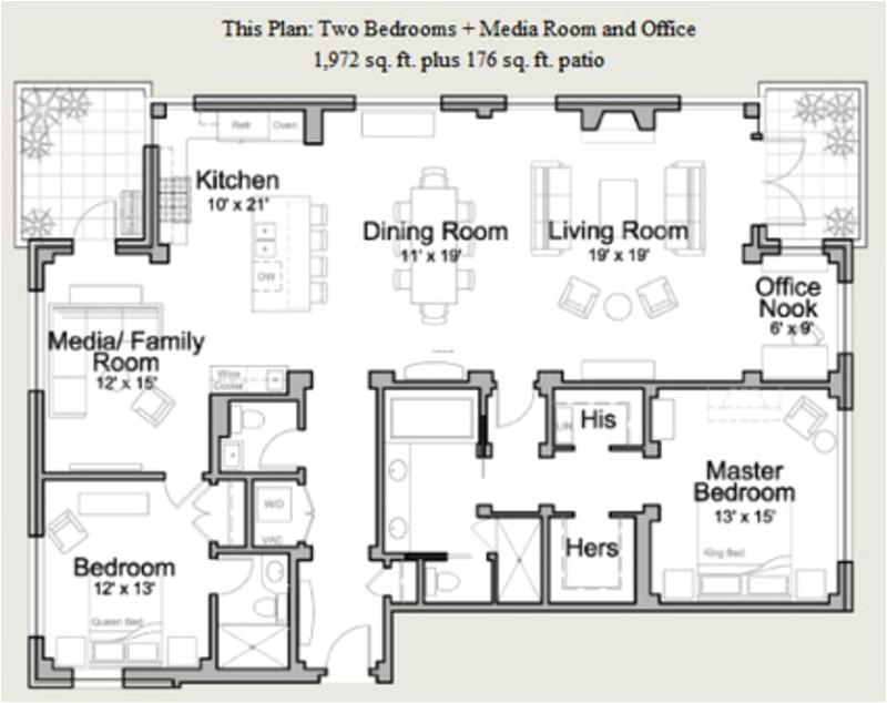 Residential Home Floor Plans Residential Floor Plans Design Bookmark 11795