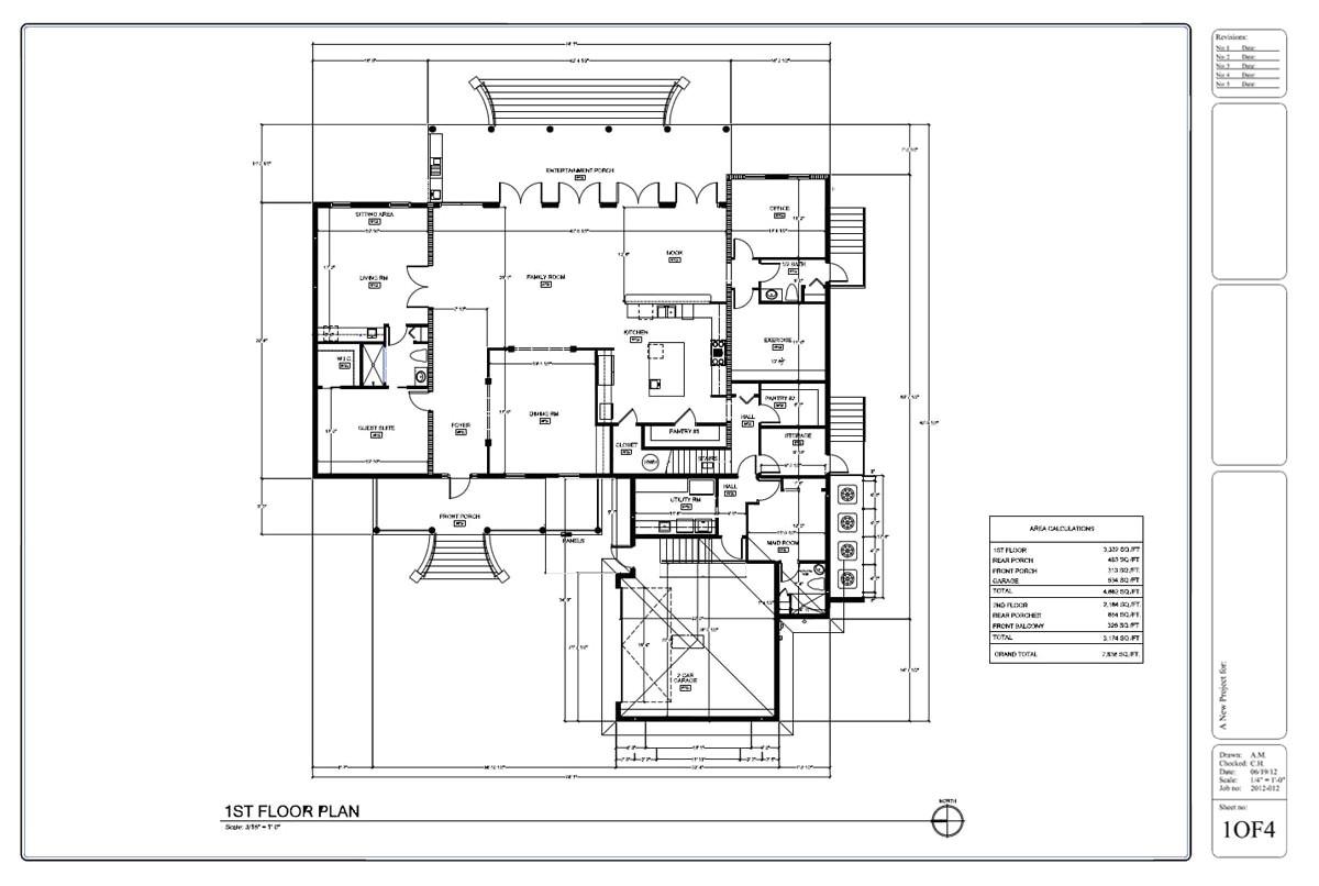 floor plans in revit