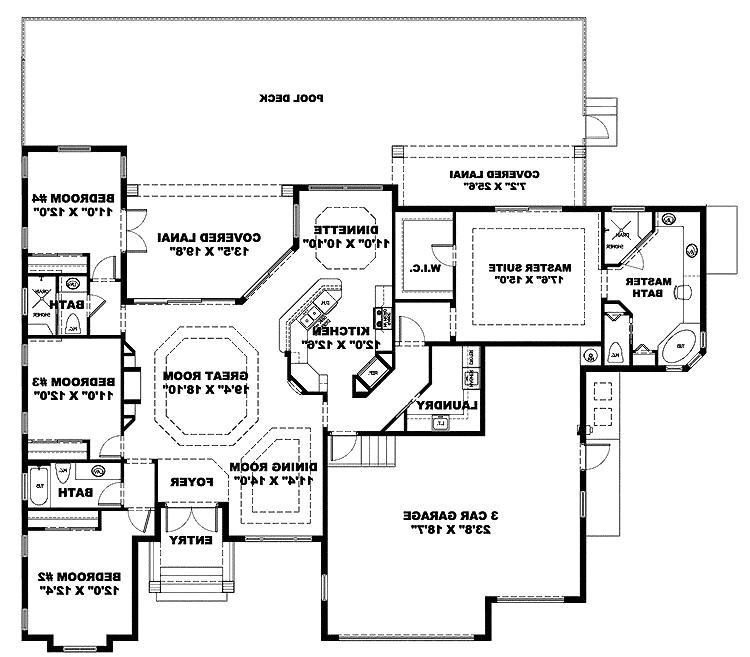 riverfront house plans