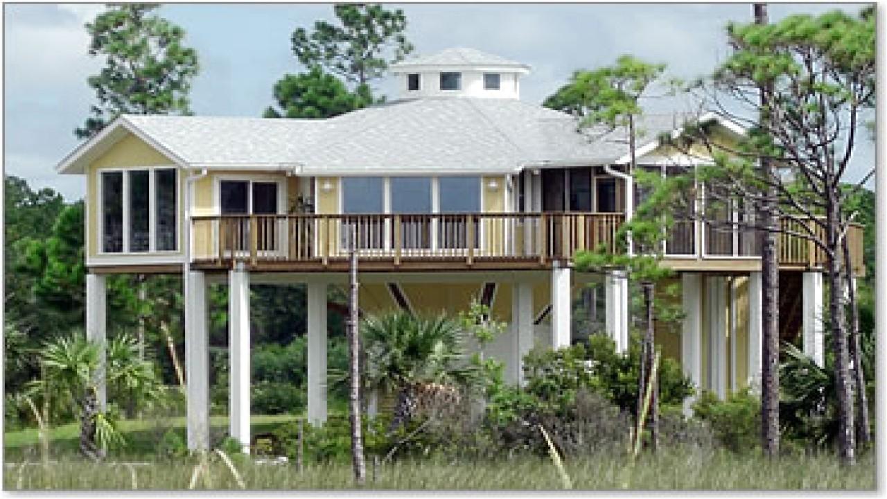 0c0a283d6f1599f3 riverfront stilt house plans stilt house plans on pilings