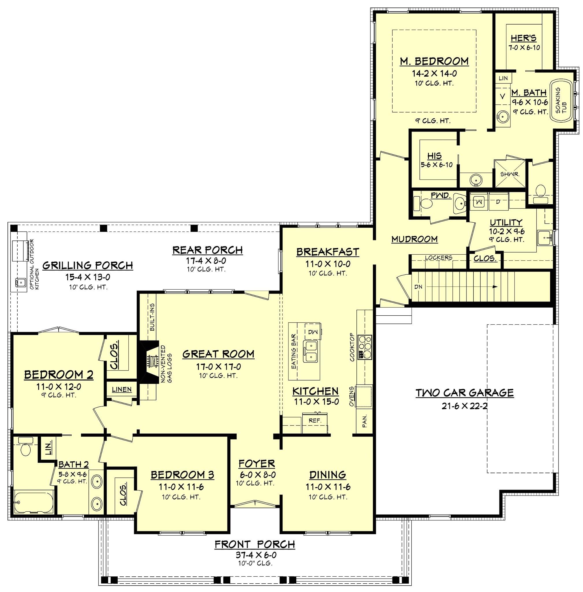 rockford house plan