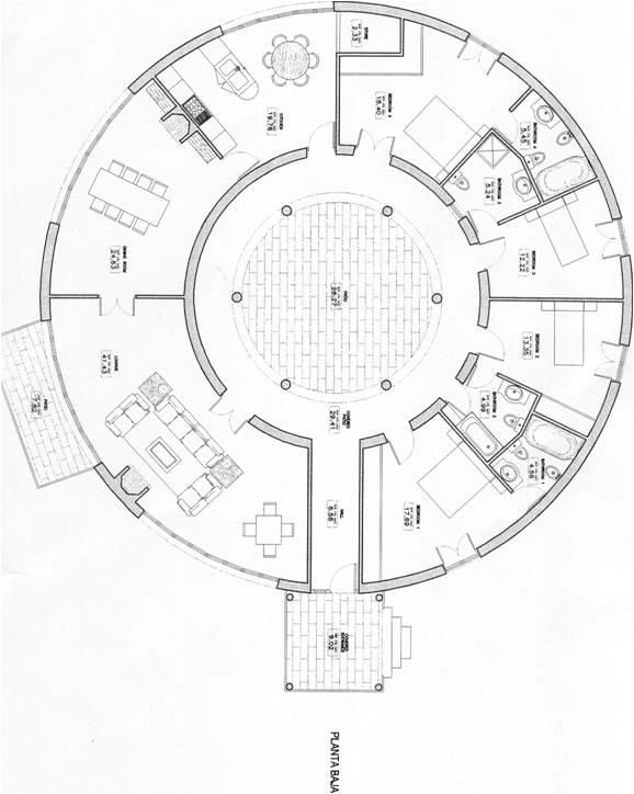 round house plans