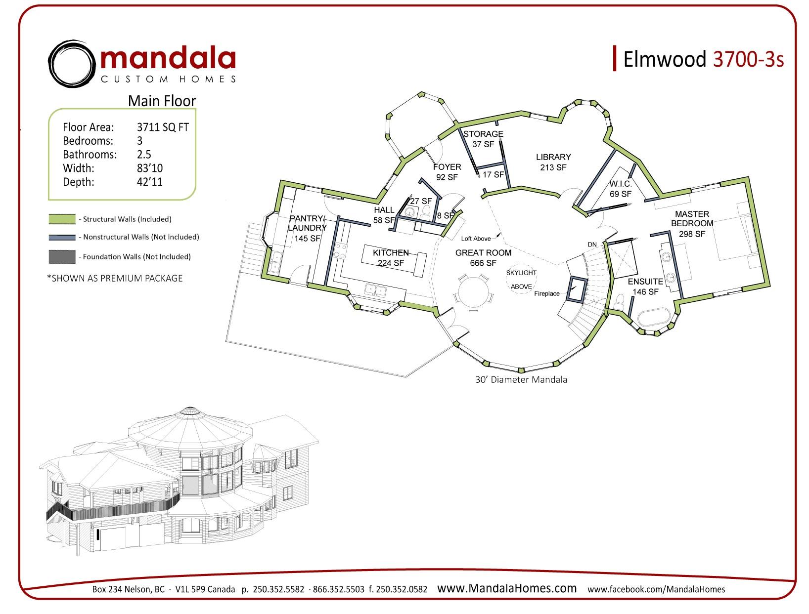 elmwood series floor plans