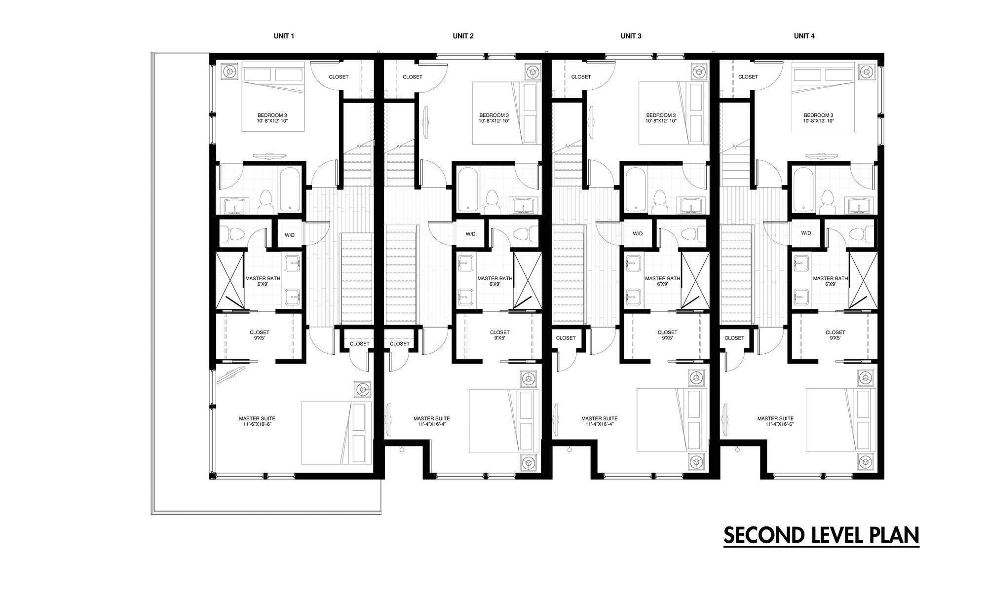 baltimore row home floor plans