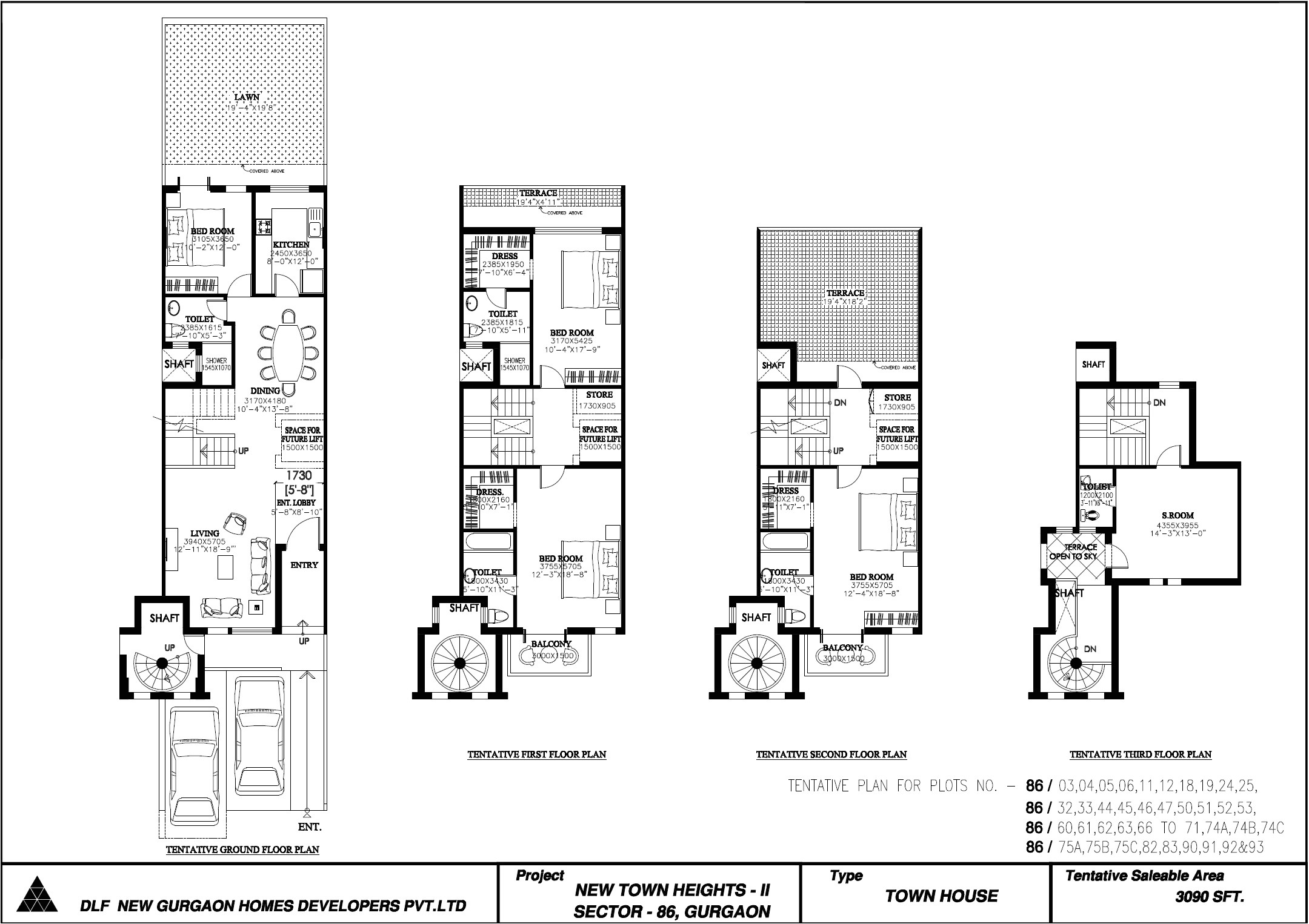 baltimore row house floor plan quotes 2