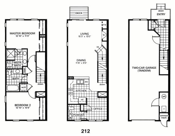 baltimore row house floor plan architecture interior exterior for row home floor plan