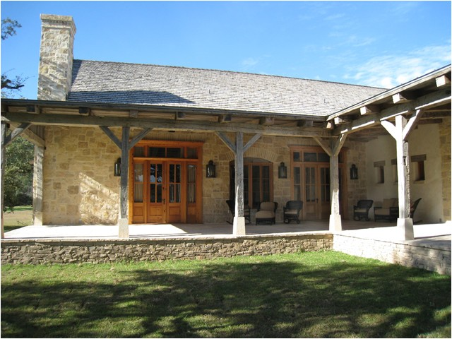 reese ranch headquarters south texas rustic porch other metro