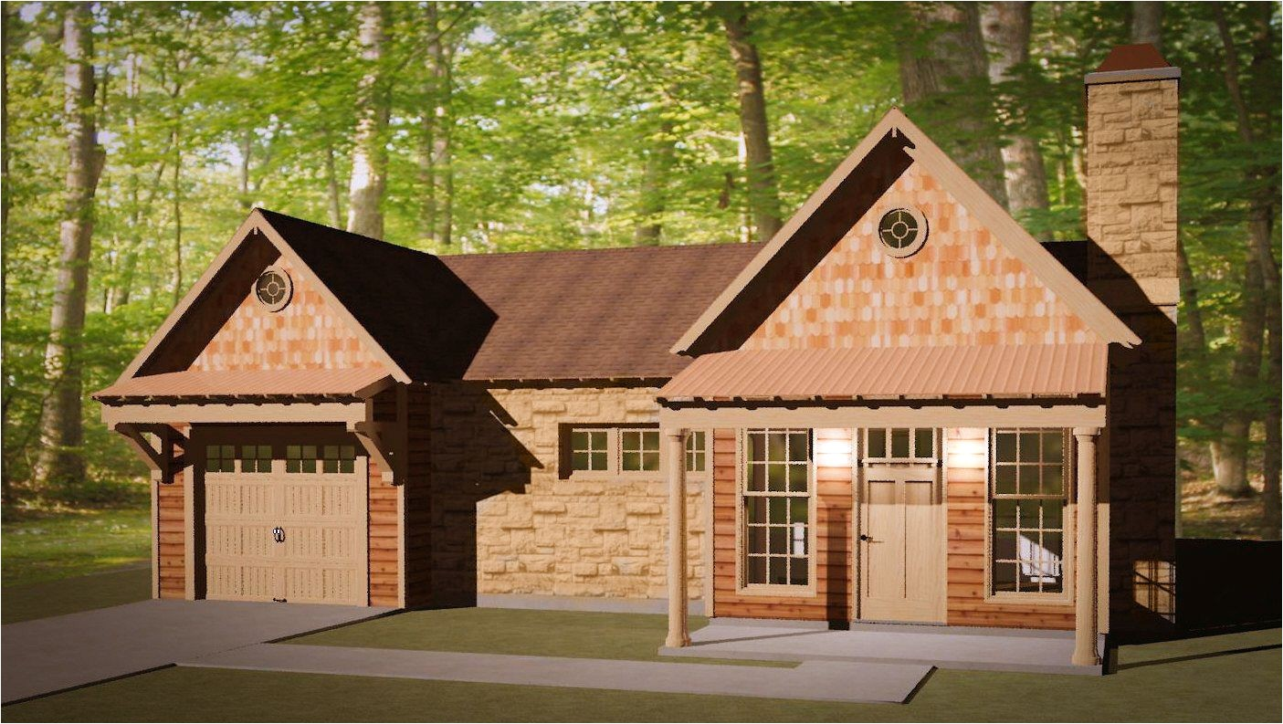 rustic house plans texas