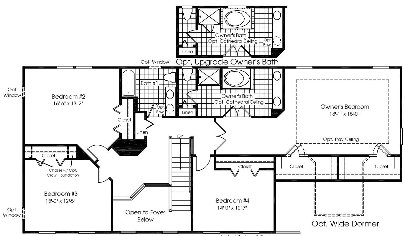 ryan homes jefferson floor plan