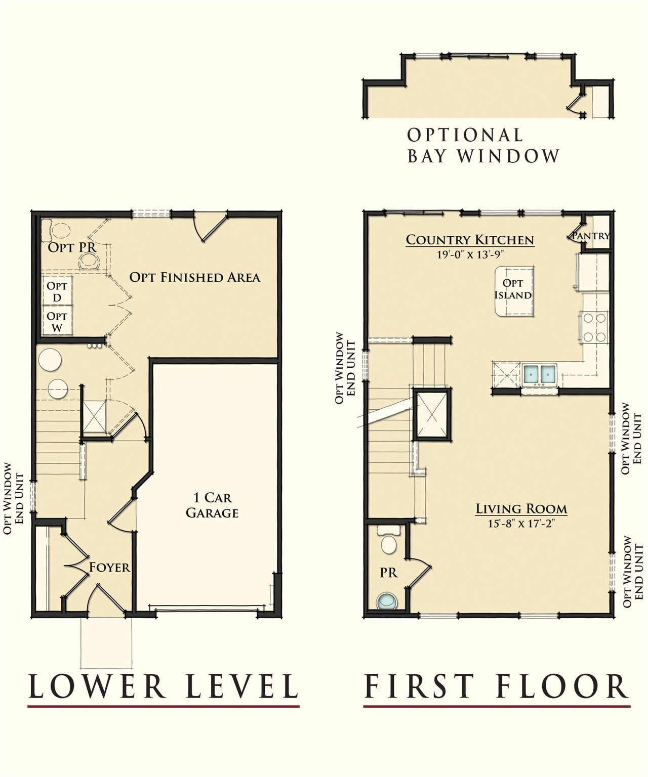 ryan homes sienna floor plan