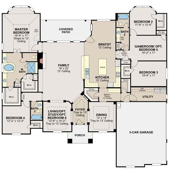 ryland homes floor plans beautiful ryland homes floor plans home plan