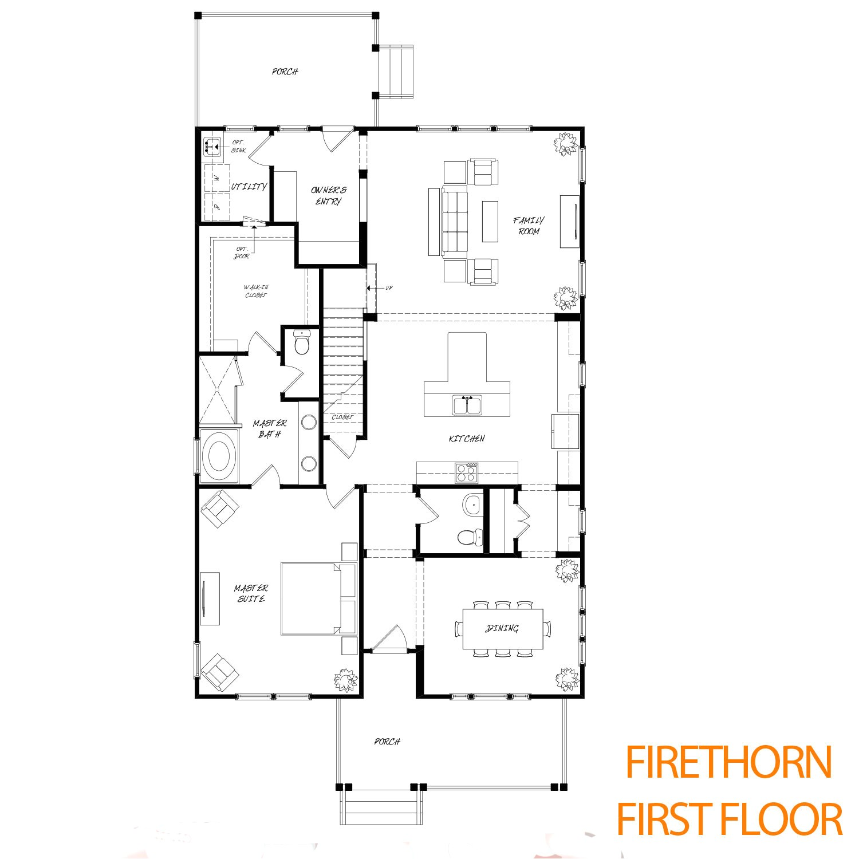 the firethorn