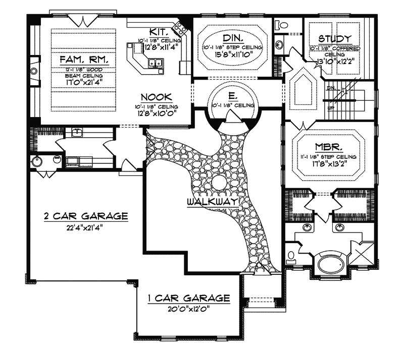 houseplan051d 0350