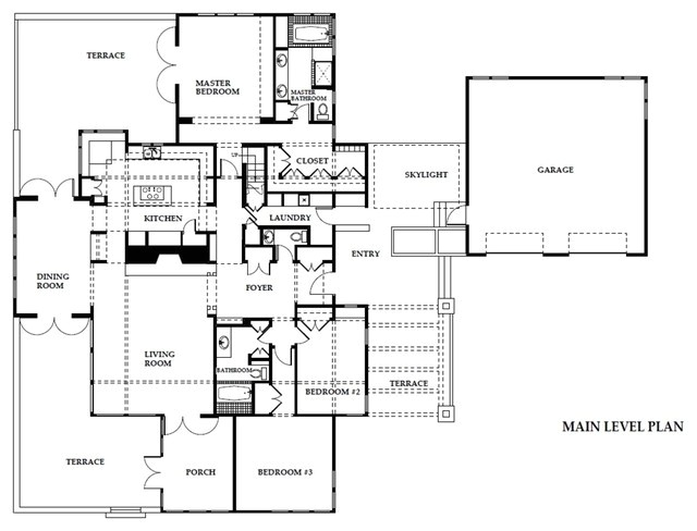 plan 454 11 by sarah susanka traditional floor plan san francisco