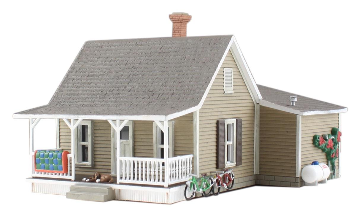 post ho scale houses 339140