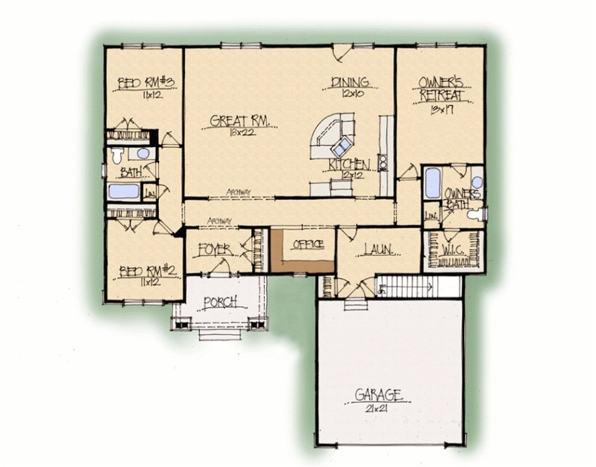 blue ridge house plan schumacher homes with regard to the best of schumacher homes floor plans