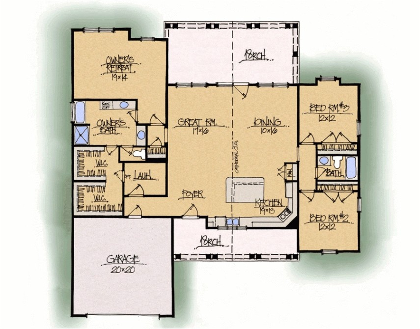 pikes peak house plan schumacher homes intended for the best of schumacher homes floor plans
