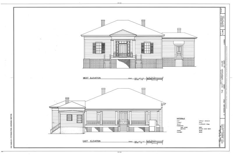 file scott yarbrough house 101 debardeleben street auburn lee county al habs ala 41 aub 6 sheet 3 of 3 png
