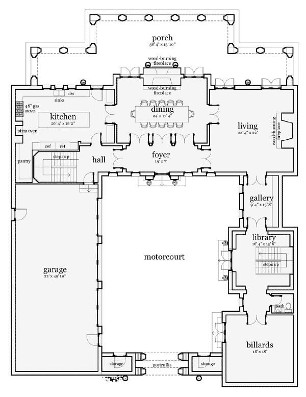 house plan 44071td