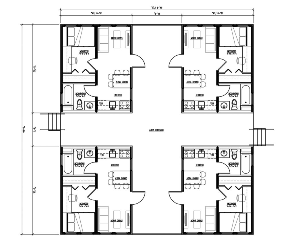 looking for sea container homes plans