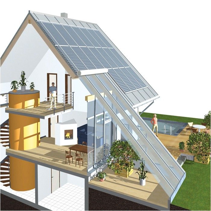 self sufficient home designs