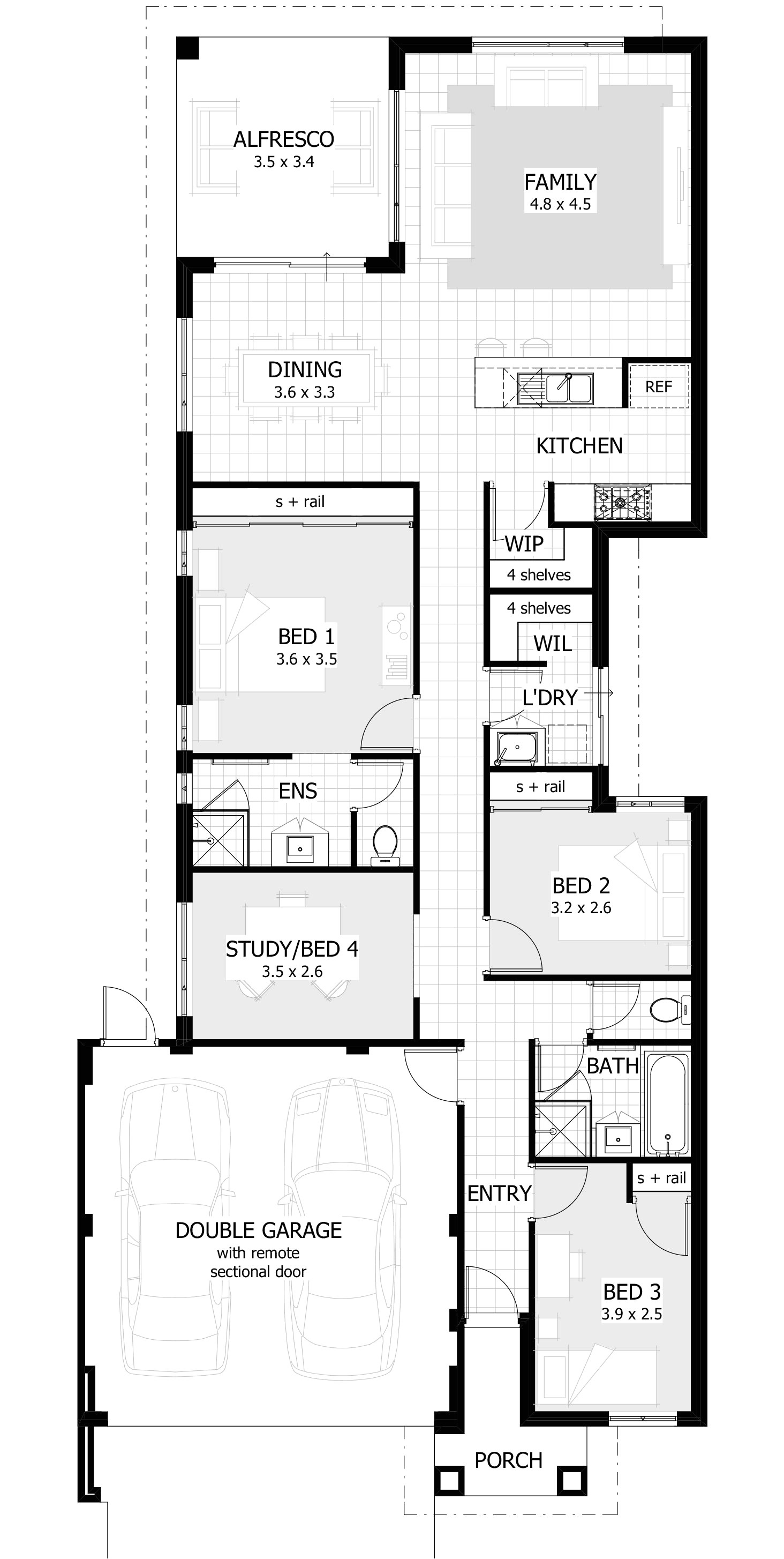 ranch house plans for narrow lot new awesome narrow lot ranch house plans new home plans design