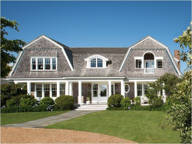 Shingle Style Beach House Plans Martha 39 S Vineyard Shingle Cottage with Coastal Interiors