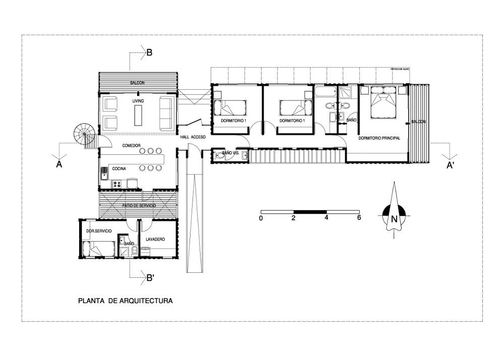 free shipping container house floor plans